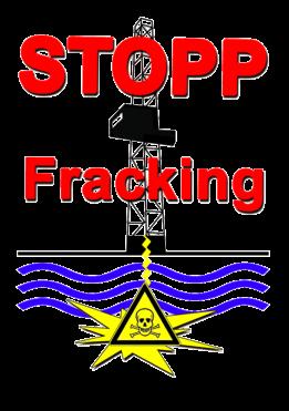 Stopp Fracking!