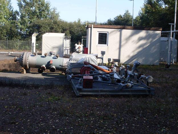 """""""Einloh Z1"""" /ExxonMobil, z. Zt. keine Förderung"""