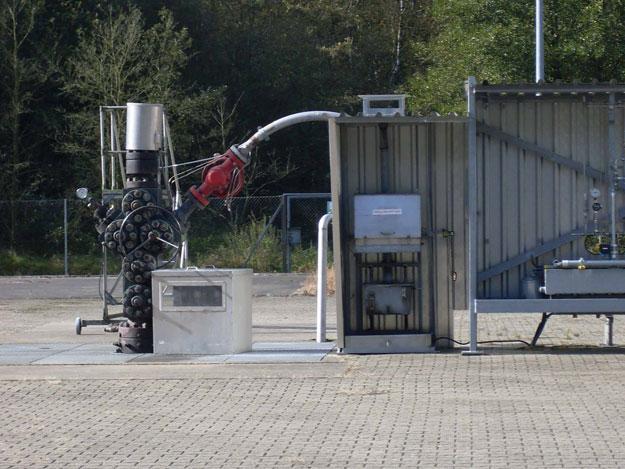 """""""Söhlingen-Ost Z3"""" /ExxonMobil, 1 Frac"""