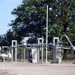 """Söhlingen Z16"" /ExxonMobil, Horizontalbohrung mit 9 Fracs"
