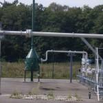 """""""Bötersen-Süd Z01"""" /ExxonMobil, Horizontalbohrung mit 2 Fracs"""